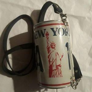 Little Earth - New York License Plate Handbag